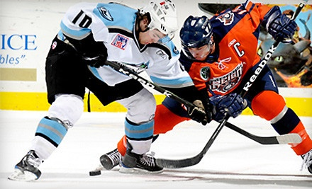 Ontario Reign at Citizens Business Bank Arena: Sections 106-114 in the Wrap-Around Attack Zone - Ontario Reign in Ontario