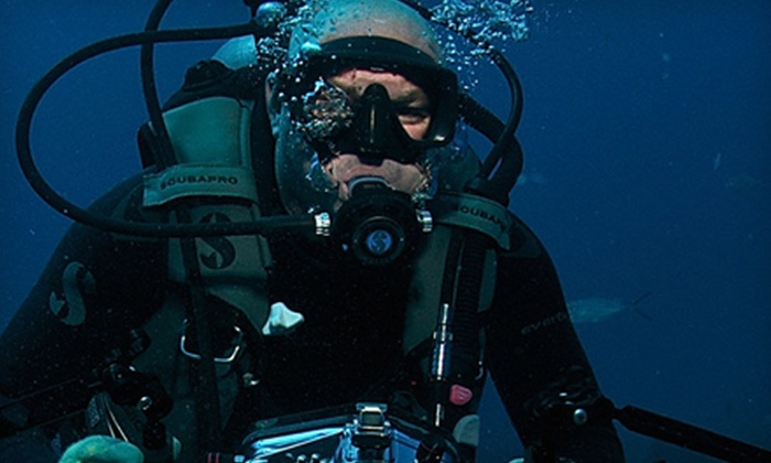 Jupiter Dive Center - Jupiter: Open Water or Advanced PADI Open Water Certification at Jupiter Dive Center