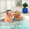 Half Off Private Hot-Tub Lounging