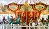 Coral Ridge Mall - Coralville: $5 for 10 Carousel Rides at Coral Ridge Mall ($10 Value)