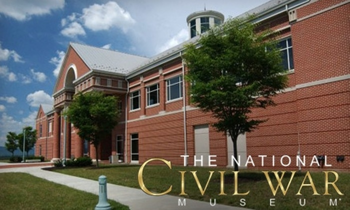 The National Civil War Museum - Susquehanna: $10 for Two Tickets and a Gallery Guidebook to The National Civil War Museum in Harrisburg