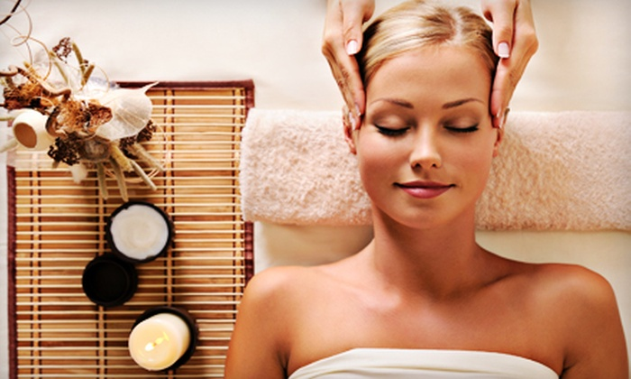Angel Hands Wellness - Multiple Locations: One-Hour Aromatherapy Massage with Optional Reflexology Treatment at Angel Hands Wellness (Up to 53% Off)