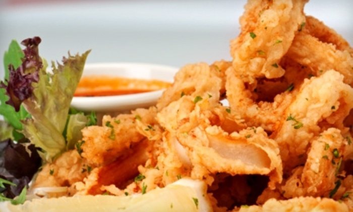 Villa Southside - Southside Flats: $12 for $25 Worth of Small Plates and Specialty Drinks at Villa Southside