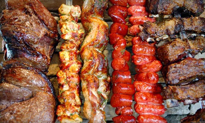 Midwest Grill - Multiple Locations: $15 for $30 Worth of Brazilian Barbecue at Midwest Grill in Cambridge or Saugus