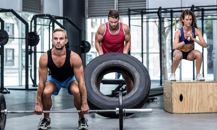 Afterburn Fit Camp - Multiple Locations: Shed Pounds in Fitness Boot-Camp Classes Good for All Levels at AfterBurn Fit Camp