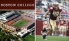 Boston College Athletics - Brighton: $15 for One Ticket to the Boston College vs. University of Virginia Football Game on November 20 ($35 Value)