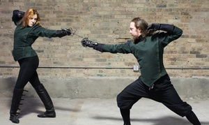 Forteza Fitness: Six-Week Introductory Swordplay Course at Forteza Fitness (Up to 52% Off)
