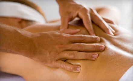 1-Hour Swedish Massage from Massage Therapist Nelda Mar (a $90 value) - The Oasis Salon Suites and Spa in San Antonio