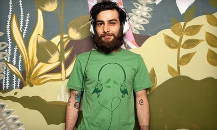 Threadless: $10 for $20 Worth of Artistic Tees and Accessories Online from Threadless