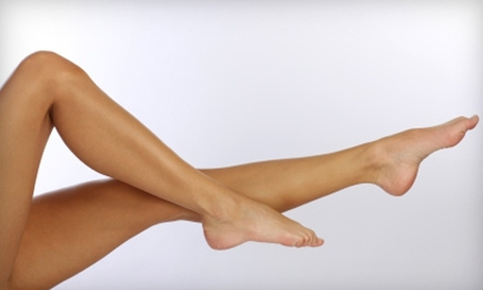 Calcagno and Rossi Vein Treatment Center - Mechanicsburg: $150 for One Sclerotherapy Spider-Vein Treatment at Calcagno and Rossi Vein Treatment Center in Mechanicsburg