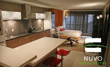 Nuvo Hotel Suites - Nuvo Hotel Suites in Calgary