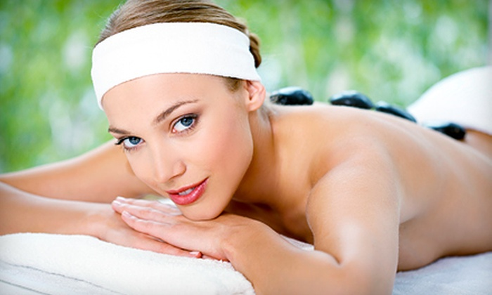 Foland Chiropractic & Spa - Jacksonville: Hot-Stone Massage or Microdermabrasion at Foland Chiropractic & Spa
