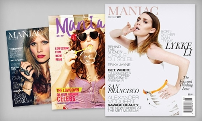 """Maniac Magazine - Southside Flats: $32 for One Ticket to Wine on White Party Presented by """"Maniac Magazine"""" at The Wine Loft ($50 Value)"""