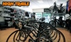 High Trails Cyclery - Nob Hill: $37 for an Expert Bicycle Tune-Up at High Trails Cyclery ($75 Value)