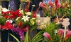Relles Florists - Multiple Locations: $25 for $50 Worth of Floral Arrangements at Relles Florist