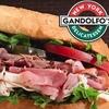 $5 for Sandwiches at Gandolfo's