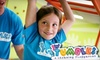 JW Tumbles - Park Ridge: $40 for Three Classes, Eight Play-Space Passes, Waived Initiation Fee, and $50 Off a Birthday Party at JW Tumbles