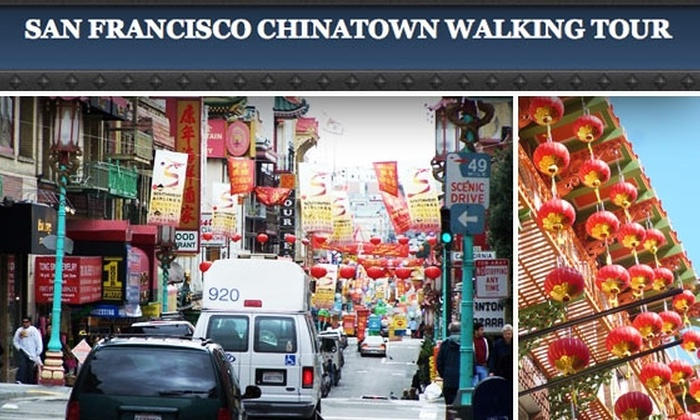 San Francisco Architecture Walking Tour - Downtown: Discover Chinatown's Culture and History on a Two-Hour Walking Tour