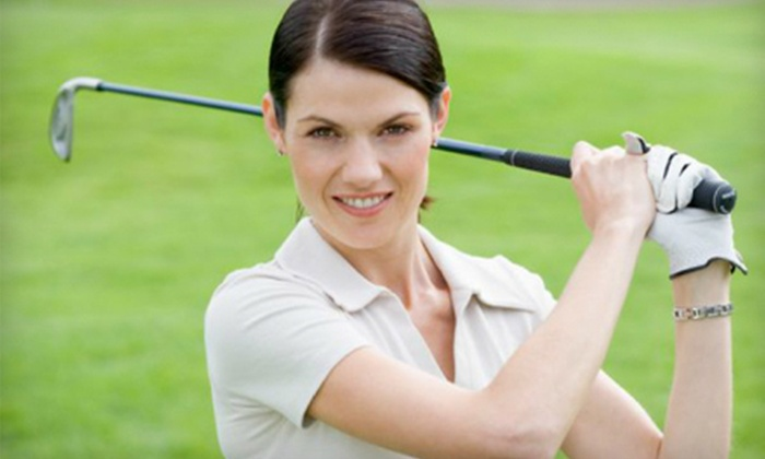 Sassy Golf - Cherry Creek: $159 for a One-Year Membership Package with Lessons from Sassy Golf ($758 Value)