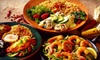 The Big Ugly - The Congaree Vista: Cajun-Infused Meal with Entrees, Beer, and Dessert for Two or Four at The Big Ugly (Up to 54% Off)