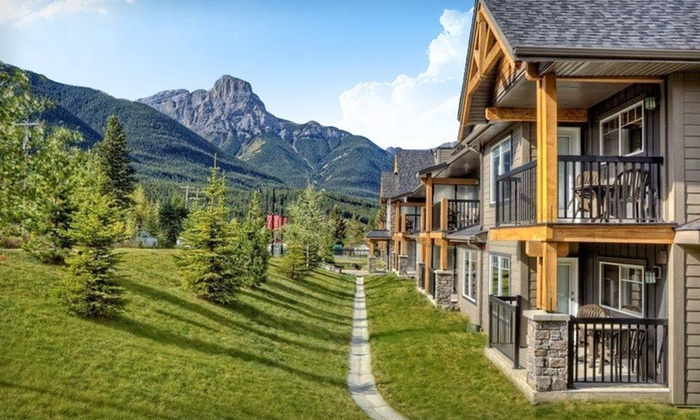 Copperstone Resort - Dead Man'S Flats: $259 CAN for a Three-Night Stay at Copperstone Resort in Greater Banff, AB (Up to $453 CAN Value)