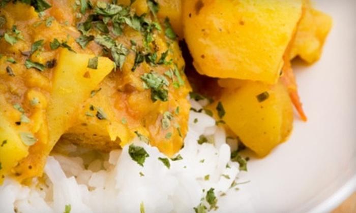 Tandoor Indian Restaurant - Chapel Hill: $12 for $25 Worth of Indian Cuisine at Tandoor Indian Restaurant in Chapel Hill