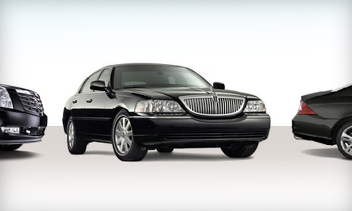 Cornerstone Elite Limousines - Houston: Chauffeur Services from Cornerstone Elite Limousines. Three Options Available.