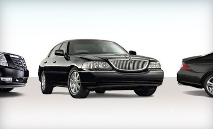 1 Hour of Chauffeur Services (up to a $75 value) - Cornerstone Elite Limousines in
