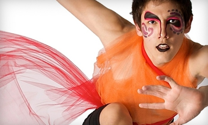Academy of Performing Arts-San Diego - La Mesa: $29 for One Month of Dance and Fitness Classes at the Academy of Performing Arts-San Diego in La Mesa ($140 Value)