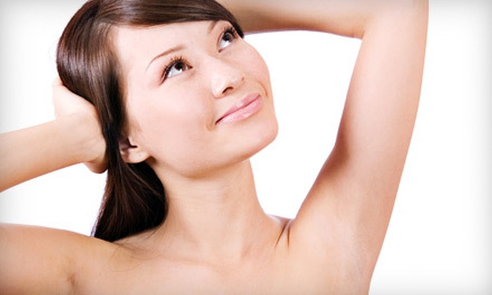 Skin Alive - Mequon: Six Laser Hair-Removal Treatments for Small, Medium, Large, or Extra-Large Area at Skin Alive in Mequon (Up to 86% Off)