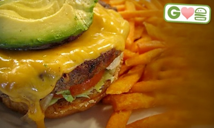 Milo's Cafe - Lake Forest: $12 for $24 Worth of Burgers and Drinks at Milo's Cafe in Lake Forest