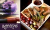 The Grape - Northwest Tampa: $12 for $30 Worth of Wine and Bistro Fare at The Grape
