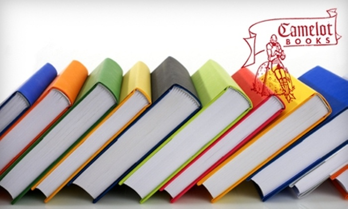 Camelot Books - Fountain Valley: $10 for $20 Worth of Used Books at Camelot Books in Fountain Valley