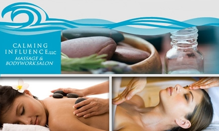 Calming Influence - Memphis: $49 for $125 Worth of Spa Services at Calming Influence Massage & Bodywork Salon
