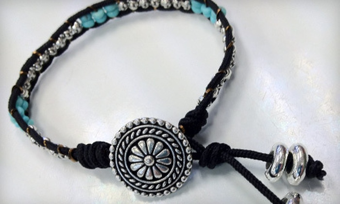 Alouette - Southeast Oklahoma City: Necklace-, Bracelet- or Earrings-Making Class or a Choice of Three Jewelry-Making Classes at Alouette (Up to 58% Off)