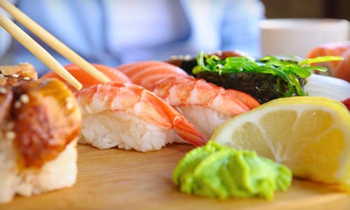 California Rollin' Sushi Bar - Atlantic-University: $15 for $30 Worth of Fresh Sushi at California Rollin' Sushi Bar