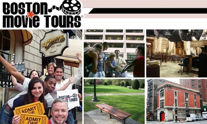 Boston Movie Tours - Downtown: Tour Beacon Hill's Famous Filming Locations On Foot with Boston Movie Tours
