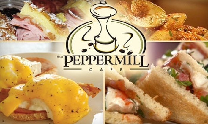 The Peppermill Cafe - Waterford: $7 for $15 Worth of Classic Diner Fare at The Peppermill Cafe