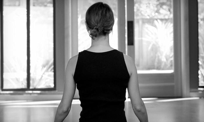 Sellwood Yoga - Sellwood - Moreland Improvement League: $60 for Ten Classes at Sellwood Yoga