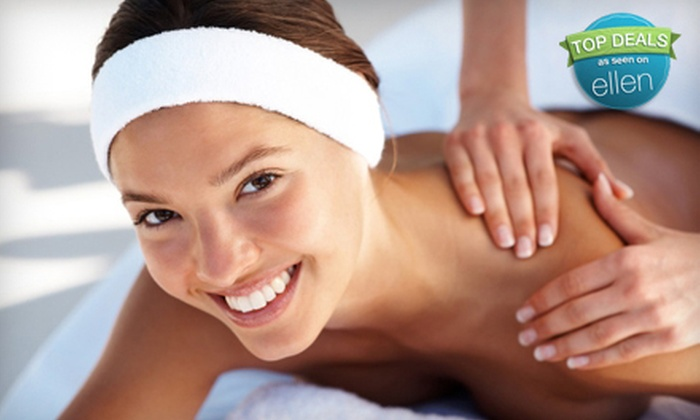 Serenity Therapeutic Day Spa - Caprock: Spa Package with Massage and Facial or Choice of Massage or Facial at Serenity Therapeutic Day Spa (Up to 62% Off)