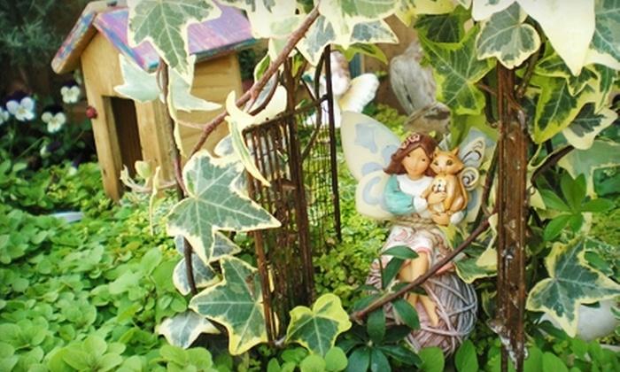 Tagawa Gardens - Centennial: $25 for $50 Worth of Plants and Gardening Supplies at Tagawa Gardens in Centennial