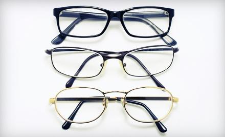 $100 Groupon to Premier Vision for Eyewear  - Premier Vision in Reynoldsburg