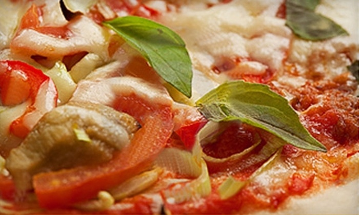Pucci's Pizza - Flamingo / Lummus: $10 for $20 Worth of Slices, Pastas, and More at Pucci's Pizza in South Beach