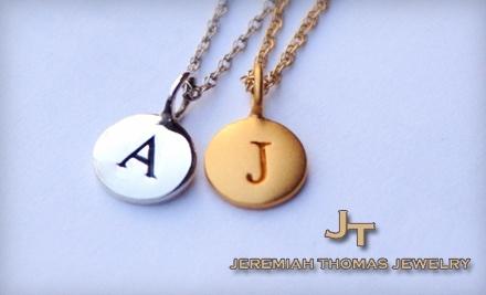 $40 Groupon to Jeremiah Thomas Jewelry - Jeremiah Thomas Jewelry in