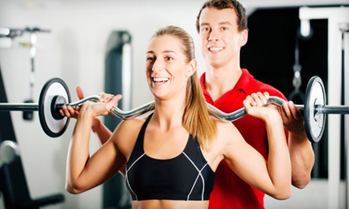 BreakThru Fitness - Terrytown: One, Three, or Six Personal-Training Sessions at BreakThru Fitness in Gretna