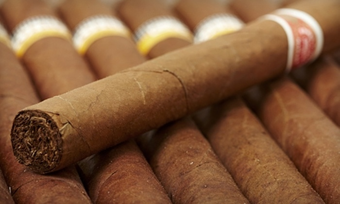 StogieBoys - Asheville: $20 for $40 Worth of Cigars and Accessories from StogieBoys