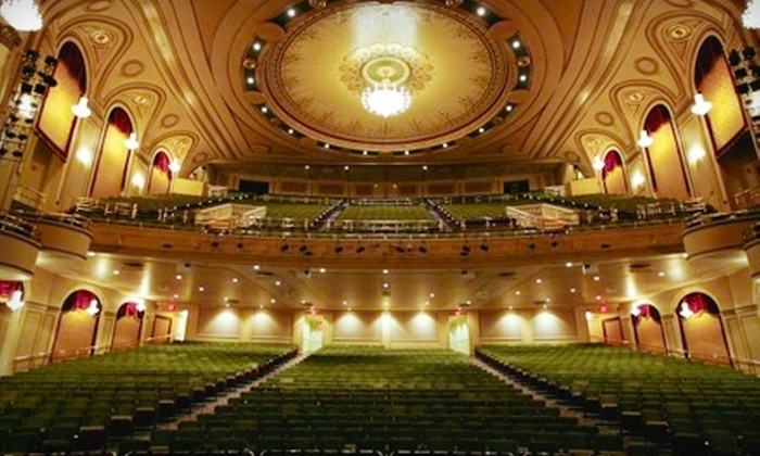 """Spring Awakening - Worcester: Up to Half Off One Ticket to """"Spring Awakening"""" at The Hanover Theatre for the Performing Arts in Worcester. Two Options Available."""