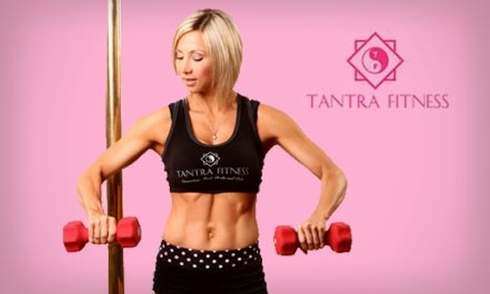 Tantra Fitness - Multiple Locations: $45 for One Month Unlimited Cardio and Dance Group Classes ($115 Value) or $60 for Four Drop-In Classes (Up to $120 Value) at Tantra Fitness