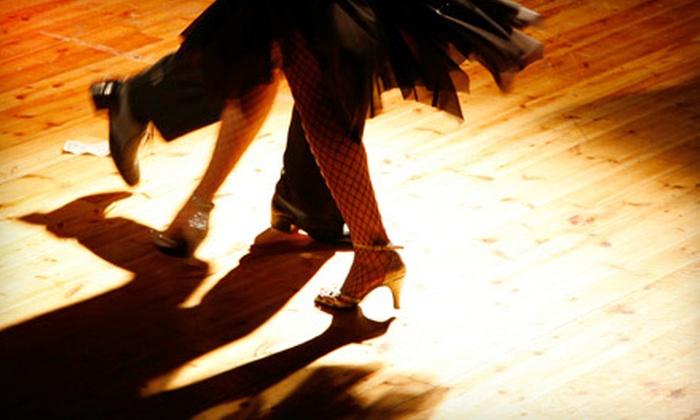 Arthur Murray Dance Studio - Multiple Locations: Two, Four, or Six Ballroom-, Social-, or Latin-Dance Lessons at Arthur Murray Dance Studio (Up to 83% Off)