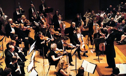 Chicago Philharmonic at Pick-Staiger Hall on Sun., Oct. 2 at 7PM: Main Floor Seating - Chicago Philharmonic in Evanston
